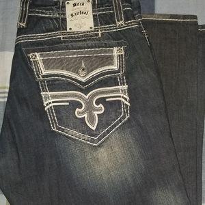 Rock Revival Jeans- Men